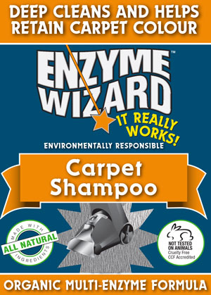 Enzyme Wizard Commercial Carpet
