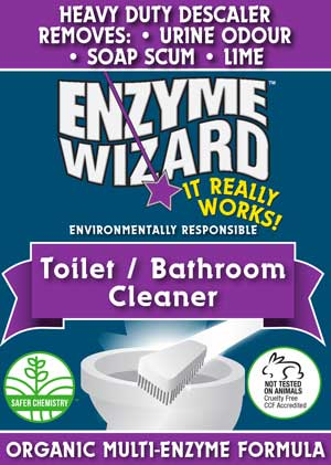 Enzyme Wizard Toilet